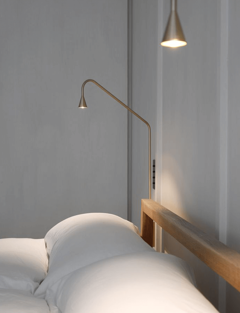Austere Wall Light